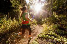 21 Quick Trail Running Tips - Runner's World Running Hills, Best Trail Running Shoes, Road Running, Running Gear, Girl Running, Running Training, Hiking Gear, Disney Running, Running Humor