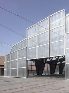 DETAIL Prize 2012: Tramdepot Bern-DETAIL-online.com