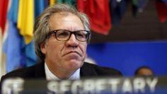 Almagro exige visitar al líder opositor venezolano encarcelado Leopoldo López