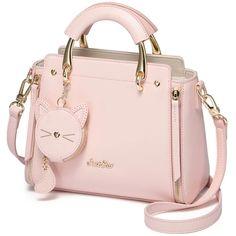 Just Star Cat Purse - Love Cat Design Cute Handbags, Purses And Handbags, Leather Handbags, Kate Spade Handbags, Pink Purses, Leather Totes, Women's Handbags, Leather Purses, Cat Purse