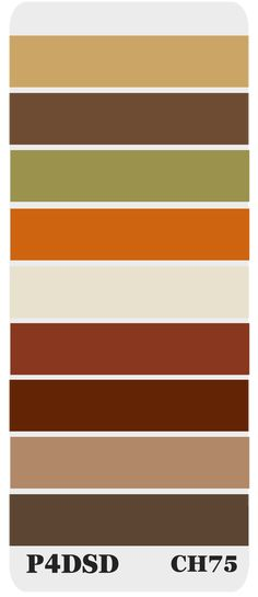 Color Chart #75