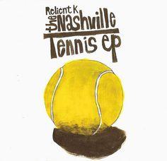 Relient K - Nashville Tennis EP by em0rix, via Flickr