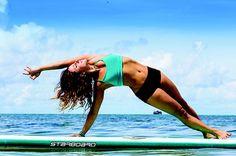 6. Side Plank (Vasisthasana)