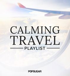 If you ever get stressed during plane rides, this super calming travel playlist is just for you. Family Of The Year, The Temper Trap, Calming Songs, Angus & Julia Stone, Road Trip Playlist, Chet Faker, Ingrid Michaelson, Death Cab For Cutie, The Wailers