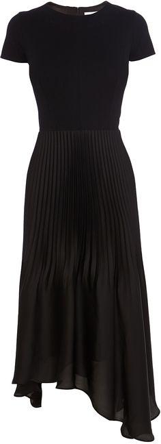 Womens black dress from Coast - £139 at ClothingByColour.com