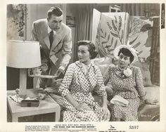 The Model and the Marriage Broker (1951). Directed by George Cukor. With Jeanne Crain, Scott Brady, Thelma Ritter.