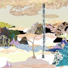 Paysage - Nabi Boubou Collection - SS 2012 milleneufcentquatrevingtquatre