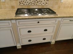 Stove Top With Drawers In Kitchen   Nelson Http://www.thekitchensofsk.