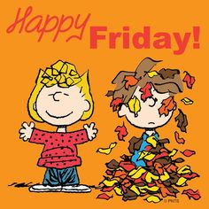 Autumn Happy Friday friday happy friday tgif friday quotes hello friday peanuts gang friday quote funny friday quotes quotes about friday Happy Friday Pictures, Happy Friday Quotes, Friday Sayings, Friday Pics, Friday Messages, Snoopy Love, Snoopy And Woodstock, Peanuts Cartoon, Peanuts Gang