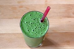 "Green Smoothie - great recipe for a green smoothie with many options for ""upgrading."" Yummm!"