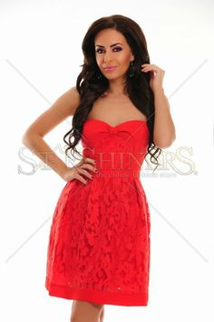 Rochie LaDonna Private Sweets Red