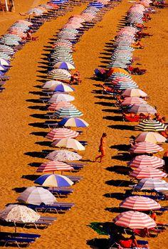 Agia Agathi Beach, Rhodes Greece