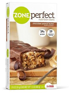 24 bars ZonePerfect Nutrition Bars Chocolate Peanut Butter 176 oz each ** Click image for more details.