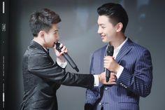 150809 #counterattackwebseries premiere in Beijing #Wangqing #Fengjianyu #QingYu Part4 up 31P http://elevencm.tistory.com/4