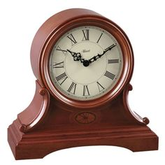 A stunning mantel clock - discounted by over $150! The Sydney Clock Company - Essex Barrister Mantel Clock - Quartz - Westminster Chime or Bim Bam Strike with Cherrywood Finish - Hermle, $499.00 (http://www.sydneyclockco.com.au/essex-barrister-mantel-clock-quartz-westminster-chime-or-bim-bam-strike-with-cherrywood-finish-hermle/)