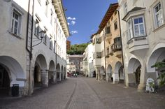 Neumarkt, der Hauptort des Südtiroler Unterlandes
