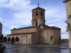 Iglesia Almazán (Soria, Spain)