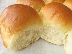 Pull-apart butter buns from King Arthur Flour