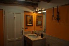 Il bagno Mirror, Bathroom, Frame, Furniture, Home Decor, Rural House, Nice Asses, Bath Room, Homemade Home Decor