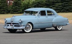 1951 Pontiac Chieftan Four-Door Sedan