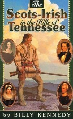 The Scots-Irish in the Hills of Tennessee location