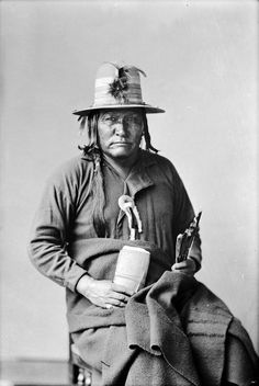 Captain Jim - Shoshoni 1880