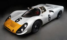 Porsche, Type 908K, 1968. PRIVATE COLLECTION OF CAMERON HEALY AND SUSAN SNOW, PHOTOGRAPH ©2013 PETER HARHOLDT