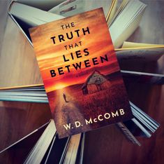 """""""Dwight"""" McComb, physician and author of clean fiction, including """"The Truth That Lies Between. Fiction Novels, Short Stories, Mystery, Writer, Author, Books, Libros, Book, Book Illustrations"""
