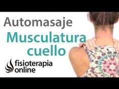 Auto-masaje de cuello, hombros y cervicales. | Fisioterapia Online