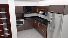 Renderizando cozinha no V-Ray  parte1