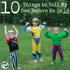 5 practical ways to teach your sons to be gentlemen when they grow up