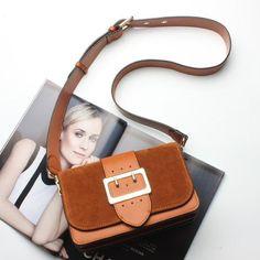 New Fashion Genuine Leather Women Messenger Bag