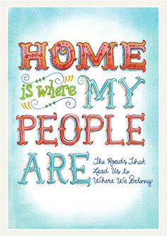 Home is Where My People Are - So excited about this new book by Sophie Hudson!