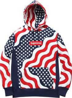 Supreme clothing winter/fall 2014 preview collection! america united states july 4th patriots