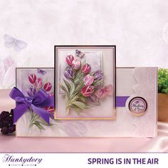 Spring is in the Air - Hunkydory | Hunkydory Crafts