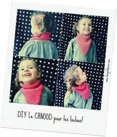 DIY du Mercredi: Le Chnood pour les loulous ( et pour les grands aussi )!