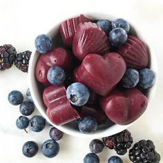 Oh gummy bears...how I love you but wish you were healthier. Thankfully, these berry vegan gummies can sub in! They are tasty, simple, and kid-friendly.