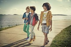 Ray Brown Productions - News - Timberland Kids FW14