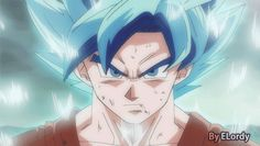 Goku SSJ God SSJ
