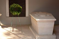 George Washington's Tomb:  Mount Vernon