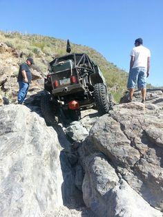 Rock crawler k5