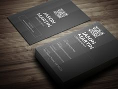 Check out Corporate Grey Business Card by bouncy on Creative Market