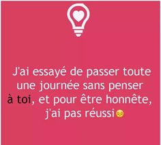 Pourtant j'essaie... Captions For Couples, Mots Forts, Best Quotes, Love Quotes, Deep Truths, New Love, Peace And Love, True Stories, Affirmations