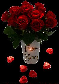 Red Roses For You love flowers animated roses red roses valentine's day for . Flowers Gif, Beautiful Rose Flowers, Love Rose, Love Flowers, Birthday Greetings, Birthday Wishes, Happy Birthday, Beautiful Love Pictures, Beautiful Gif