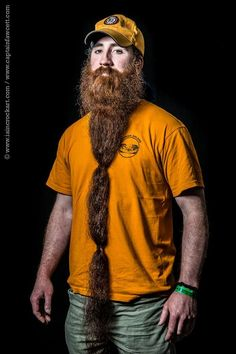 35 Masculine Long Beards for Men - Fashionetter Beards And Mustaches, Moustaches, Red Beard, Full Beard, Ginger Beard, Badass Beard, Epic Beard, Long Beard Styles, Hair And Beard Styles