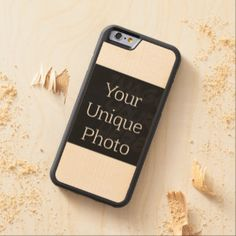 Make Your Own Vertical Photo Carved® Maple iPhone 6 Bumper Case. How to DIY iPhone 6 Case http://www.zazzle.com/cuteiphone6cases/iphone+6+cases?dp=252480905934073059&ps=120&cg=196639667158713580&rf=238478323816001889 #diy #iphone6 #case #photo #custom #customizable #option #creat #design #