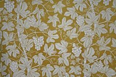 Grapevine fabric by Marthe Armitage