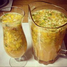 El sabroso refresco de ensalada muy típico de nuestro querido El Salvador, es una de las bebidas favoritas y con esta receta lo va a disfrutar