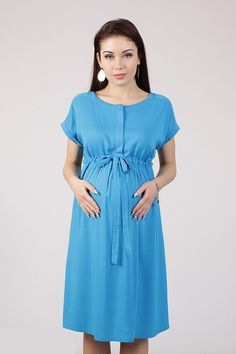 Платье Rossa для беременных и кормящих мам