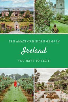 10 Amazing Hidden Gems in Ireland You HAVE To Visit ♥ | Dolly Dowsie